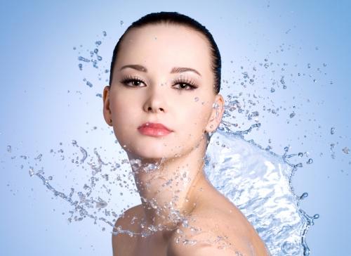 Термальная вода- глоток свежести для кожи